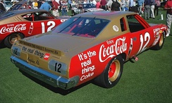 Bobby Allison's No. 12 Chevelle Laguna
