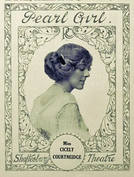 Advertisement for The Pearl Girl, 1913