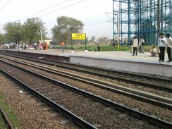 Major Railway Station in District Auraiya