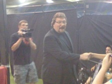 DiBiase making an appearance at a local indy show on August 20, 2011.