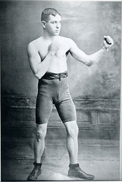 Solomon Garcia Smith became the first world champion of Latino ancestry in 1897.