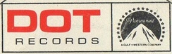 Dot's logo after Gulf+Western acquired Paramount. The Paramount logo was removed when Famous Music took over.