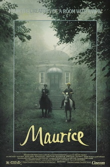 Maurice Theatrical release poster.jpg