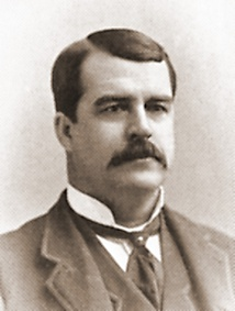 Charles W. Macune, one of the leaders of the Farmers' Alliance