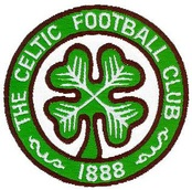 The club crest adopted on the team's football shirts in 1977, based on a badge originating from the 1930s.