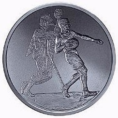 Handball commemorative coin