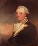 Sir Robert Kingsmill, Admiral in Royal Navy during American and French Revolutionary Wars