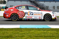 MG / Triple Eight British Touring Cars 2016