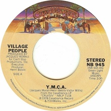YMCA by Village People US vinyl single A-side label.jpg