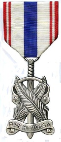 The ROTC Medal for Heroism