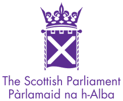 Official logo of the Scottish Parliament