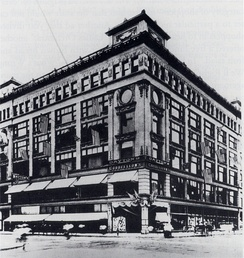 Dayton's Department Store in 1903