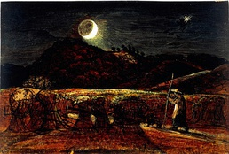 A Cornfield by Moonlight with the Evening Star c. 1830