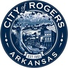 Official seal of Rogers, Arkansas