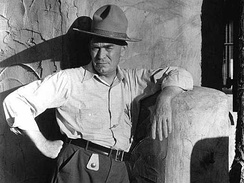"Supt. Frank ""Boss"" Pinkley – the southwestern national monuments, 1934"
