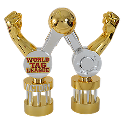 World Tag League trophy