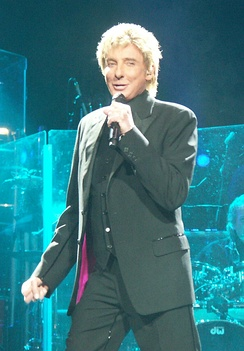 Manilow live in 2008 at the Xcel Energy Center