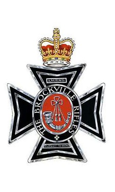 The badge of The Brockville Rifles.jpg