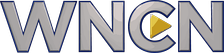 Final WNCN logo as an NBC affiliate, from 2013 to 2016