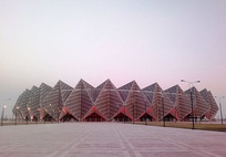 Baku Crystal Hall, Baku - host venue of the 2012 contest.