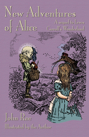 2010 edition cover of New Adventures of Alice
