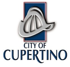 The city seal of Cupertino from 1999 to 2007