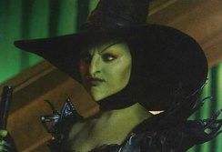 Mila Kunis as Theodora in Oz the Great and Powerful