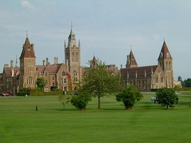 The group formed at Charterhouse School in Godalming, Surrey.