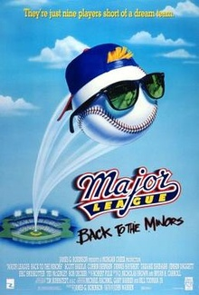 Major league iii back to the minors movie poster.jpg