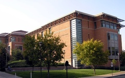 Raymond L. Orbach Science Library (2007)