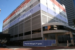 First Baptist Academy of Dallas Downtown Campus