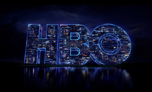 "End card from ""HBO City"" feature presentation sequence, used since March 4, 2017. Bylines appearing beneath the logo differ by channel and daypart: ""Movie Premiere"" (for Saturday film premieres on the main channel), ""Movie Presentation"" (used by most HBO channels, except HBO Family, as a generic movie bumper) and ""Presentaćion de Pelicula"" (for movies shown on HBO Latino)."