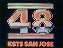 Former KSTS logo from 1984.