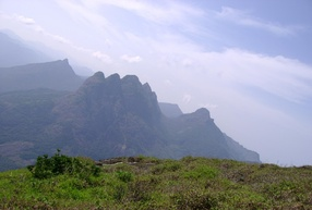 Pothigai Malai in Tamil Nadu, proposed as the original Mount Potalaka in India