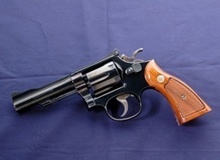 Air Force issue Smith & Wesson Model 15-4 in .38 Special