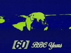 A special ident was created in 1982 to celebrate 60 years of the BBC.