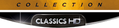 Official Collection and Classics HD banners used on PlayStation game covers.
