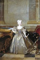 Infanta Mariana Victoria of Spain, one-time fiancée of Louis XV