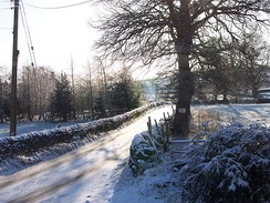 Winter in Nidderdale