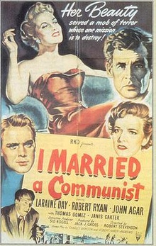 I Married a Communist movie poster.jpg