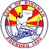 Official seal of Kingman