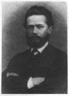 Pyotr Ilyich Tchaikovsky at the time he wrote Romeo and Juliet with Balakirev's support
