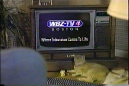 Screengrab of WBZ-TV 4 promo from 1989