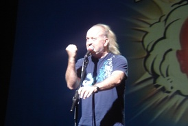 Bill Bailey hosting So You Think You're Funny