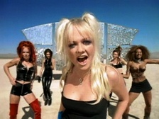 "Spice Girls's ""Say You'll Be There"" music video was ranked number eight in VH1's ""All-Time Greatest Music Videos in History"".[45]"