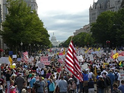 Taxpayer March on Washington
