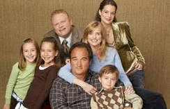 The cast of According to Jim.