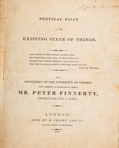 1811 title page, B. Crosby and Company, London.