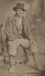 B. H. Roberts disguised as a tramp, to recover bodies of slain missionaries in hostile territory.