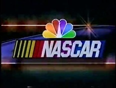 First NASCAR on NBC logo from the 1999 Pennzoil 400.